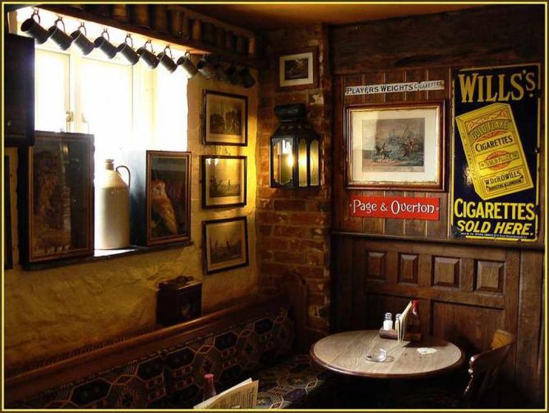 Scottish pub