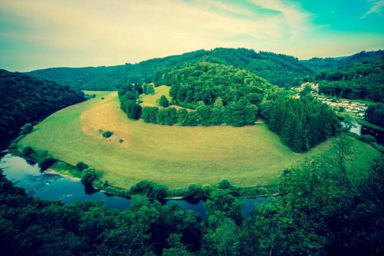 View to Semois Valley   © Ioanna Sakellaraki/Flickr