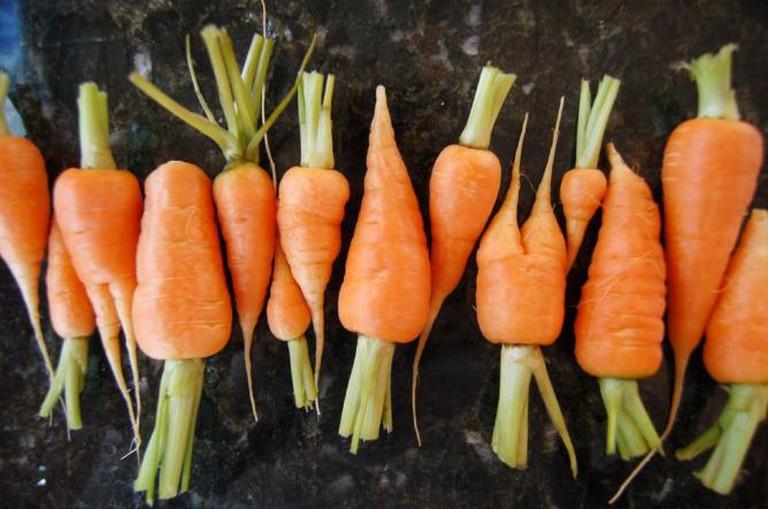 Baby Carrots | ©ilovebutter / Flickr