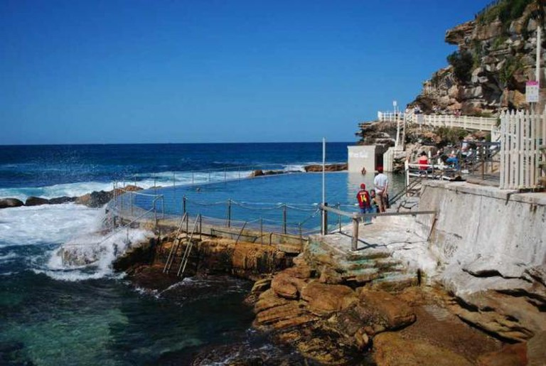 Sea Baths - Bronte Park