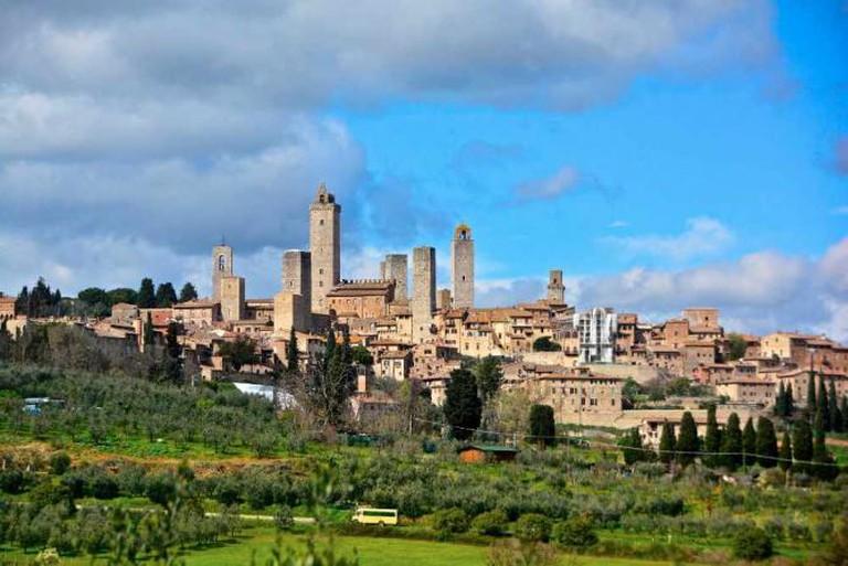 San Gimignano   ©AntonioCinotti/Flickr