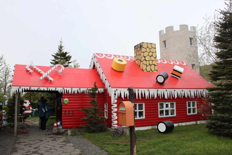 The Christmas House | © Justin Poulsen/Flickr
