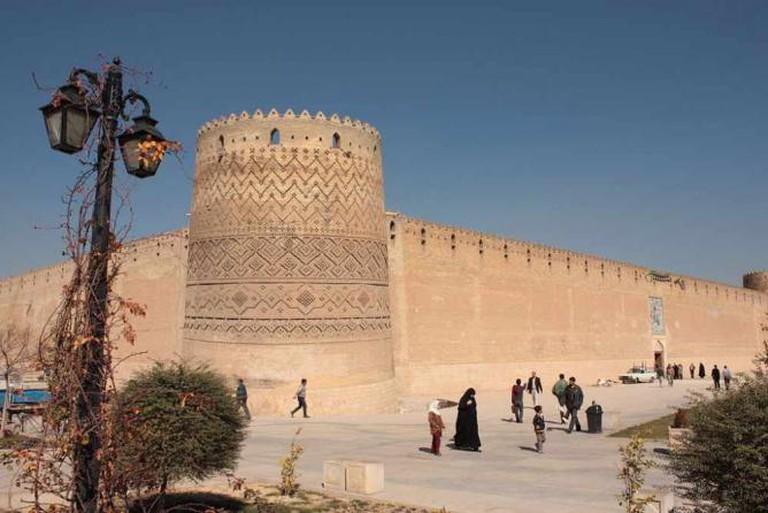 Karim Khan citadel | © Mardetanha/Wikicommons