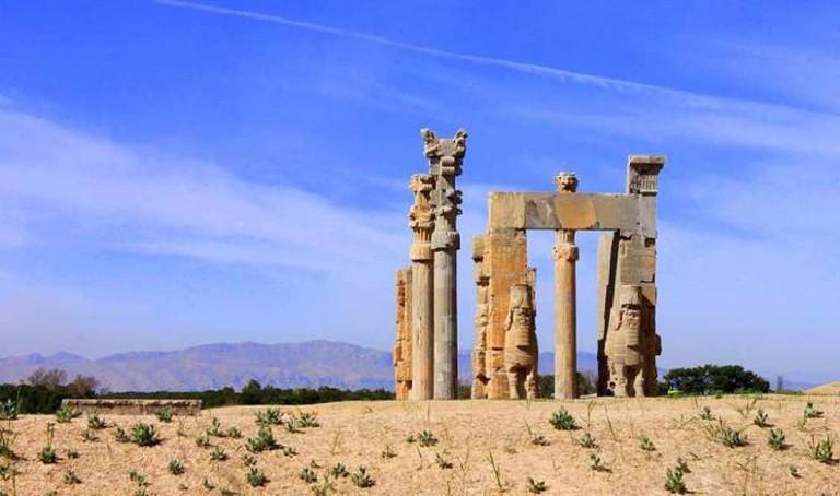 Persepolis | © Klára Nováková/Wikicommons