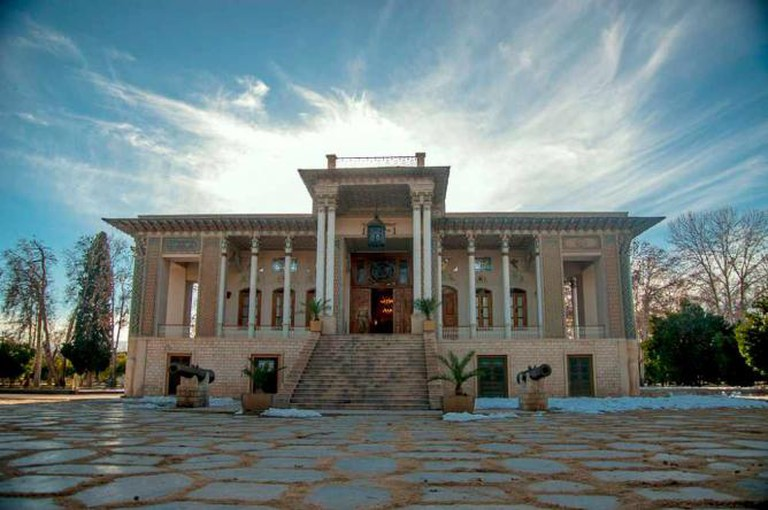 Afif Abad Palace   © PersianDutchNetwork/Wikicommons