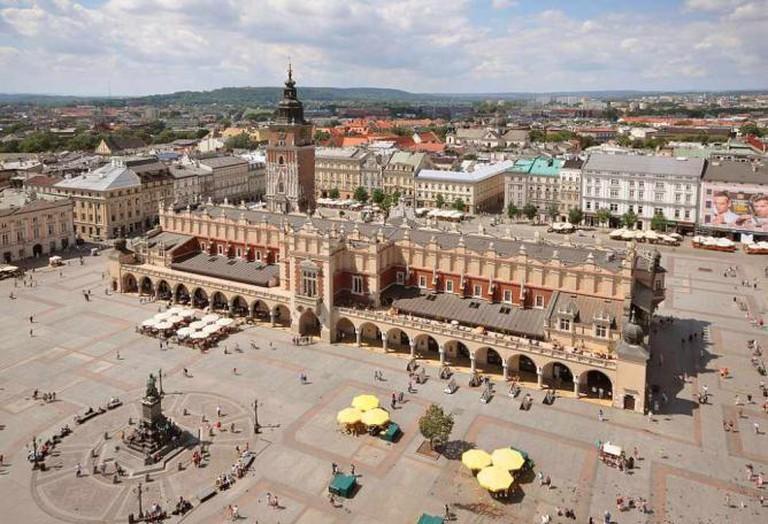 Sukiennice and Main Market Square
