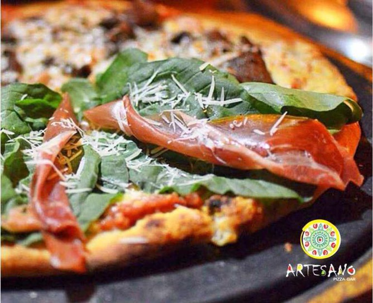 Artesano Continente | Image courtesy of Artesano Pizza Bar