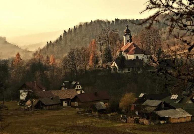 A small Polish town | © uroburos/pixabay