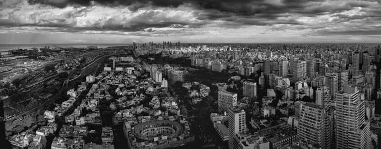 Buenos Aires Skyline © Jimmy Baikovicius/Flickr