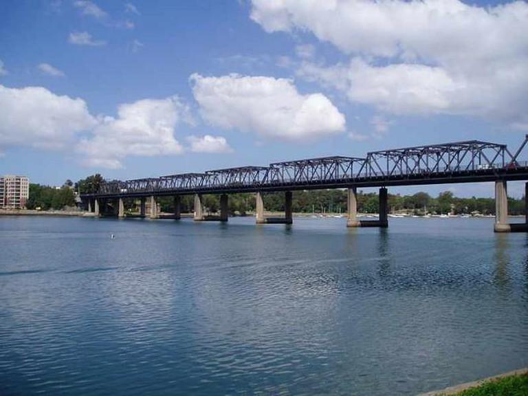 Iron Cove Bridge