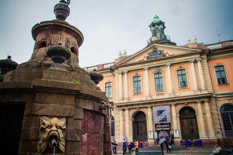Nobel Museum ©Amelia Gapin/Flickr