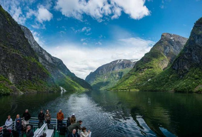Fjords of Norway | © Howard Ignatius/Flickr
