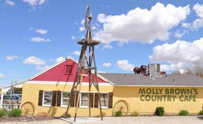 Molly Brown's Country Café | © Molly Brown's Country Café