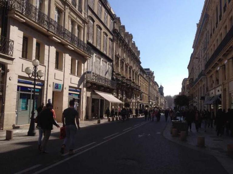 Avignon street