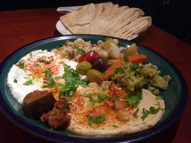 Lebanese Food | © Alpha/WikiCommons