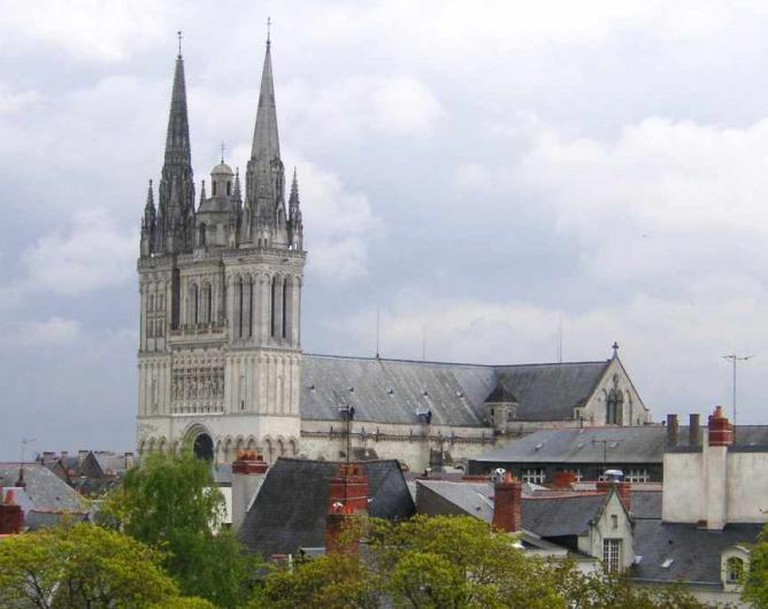 Angers Cathedral   © TTaylor/WikiCommons