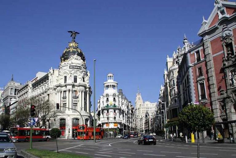 Madrid | © Fermín Rodríguez Fajardo/WikiCommons