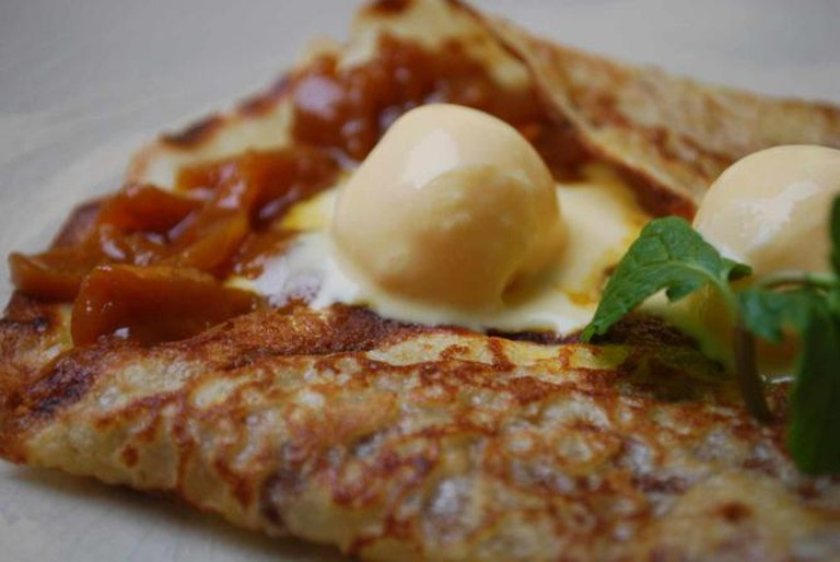 Mango Pancake | © Alpha/Flickr