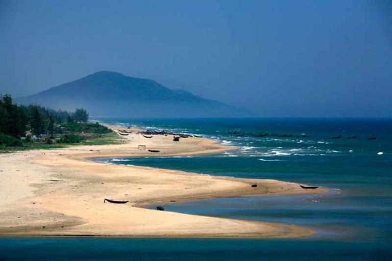 Beach in Hội An | © Michael Rehfeldt/Flickr