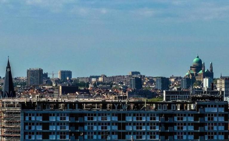 View from Place Poelaert | © Ioanna Sakellaraki