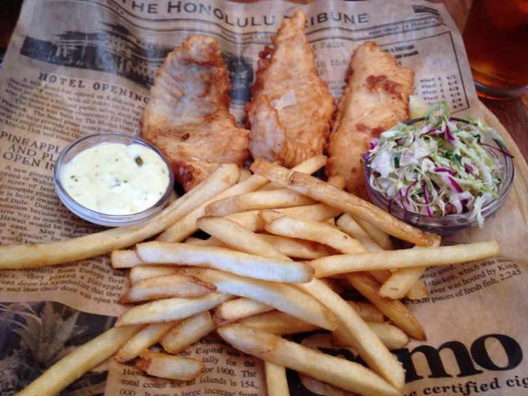 Fish n' chips at Pacific Catch on 9th Avenue | © Neeta Lind/Flickr