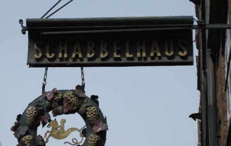 Schabbelhaus ©Herbert Müller-Fried/WikiCommons