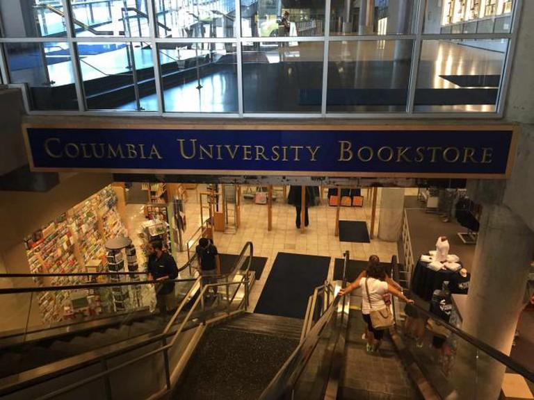 Columbia University Bookstore l © Kimberly Jane Tan