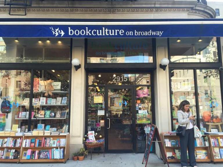 Book Culture on Broadway l © Kimberly Jane Tan