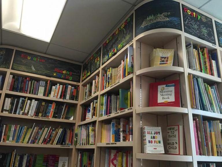 Bank Street Bookstore l © Kimberly Jane Tan