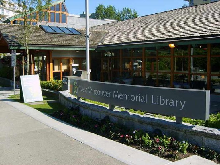 © West Vancouver Memorial Library Staff/WikiCommons
