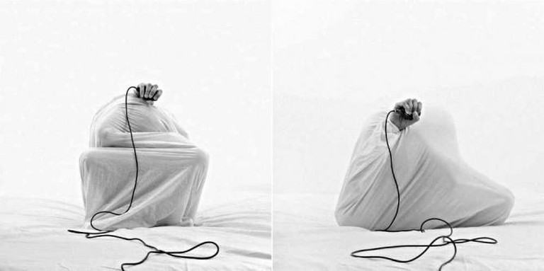 Mouna Karray, Noir | © El Marsa Galerie and the Artist
