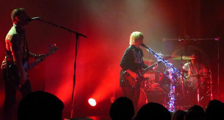 Joy Formidable at Neptune