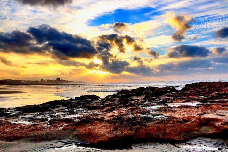 Casablanca coastline   © Amina Tagemouati