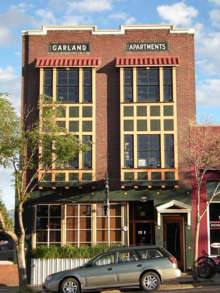 The Garland Building    © Joe Mabel/WikiCommons