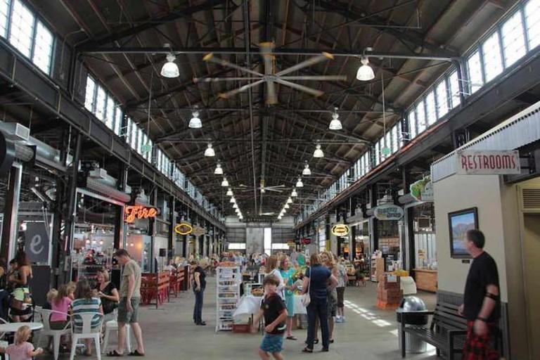 Pybus Public Market   © Ben Brooks/Flickr