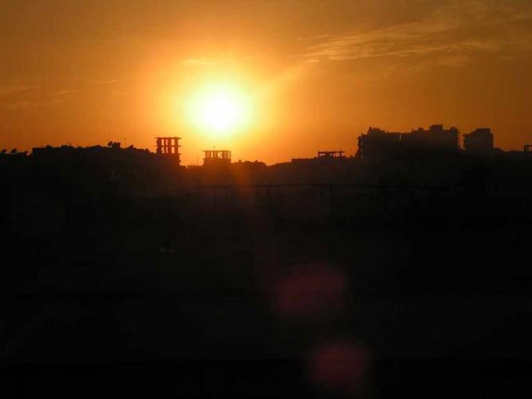 Sundown in Hurghada | © Vincent Teuween/Flickr
