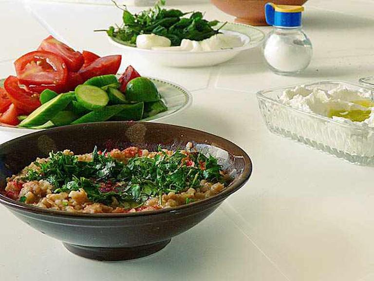 Lebanese breakfast | © Aouini Tahech/Flickr