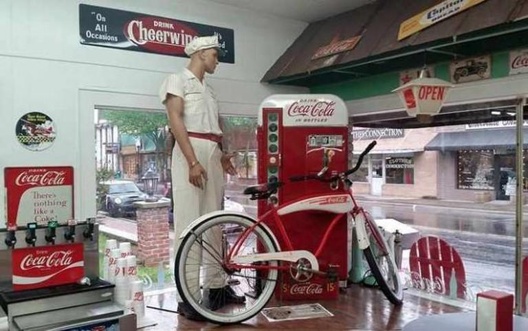 Soda Pops' Interior | Courtesy of Soda Pop's