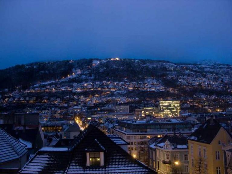 Hotel Park Bergen | © Lynn D. Rosentrater/Flickr
