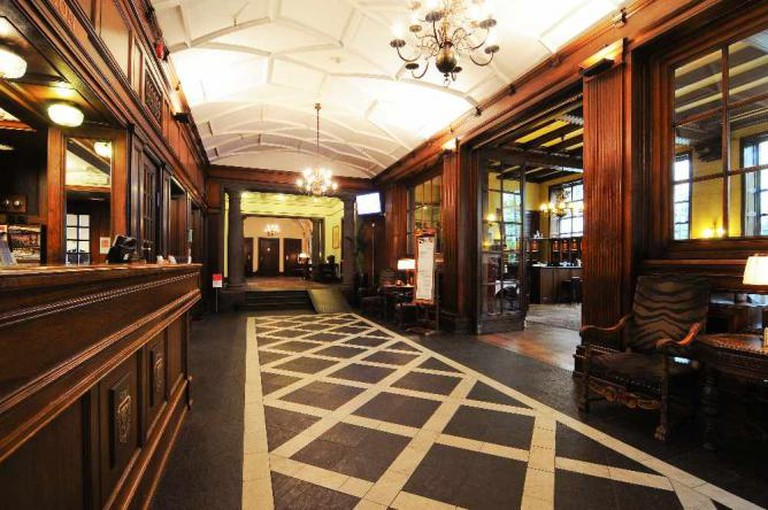 Hotel Interior | Courtesy of Grand Hotel Terminus