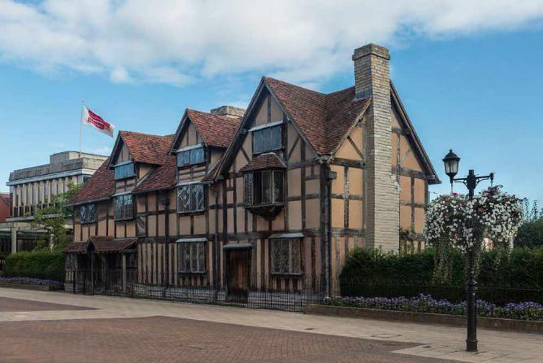 Shakespeare's birthplace | © Diliff/WikimediaCommons