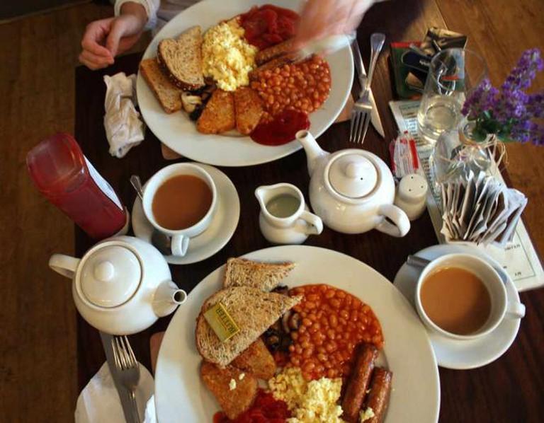 Breakfast | © Sarah Ross/Flickr