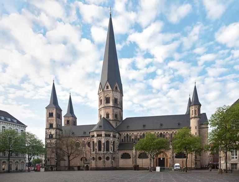 Bonn Minster | © Thomas Wolf/WikiCommons
