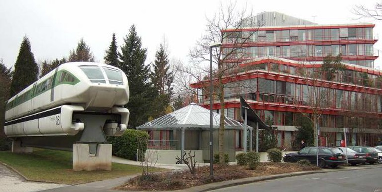 Deutsches Museum Bonn | © Hans Weingartz/WikiCommons