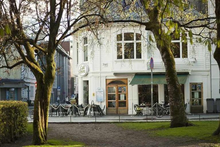 Exterior | Courtesy of Café Opera