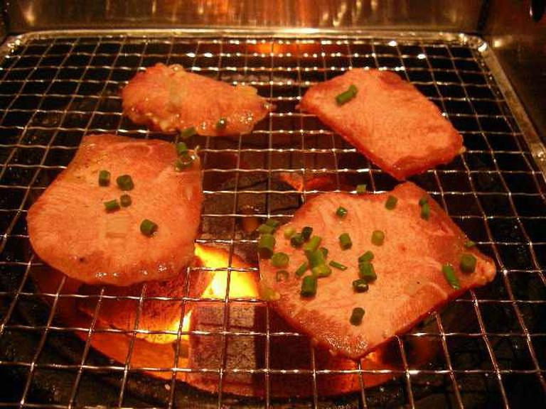 Dinner @ Toraji / 炭火焼肉 TORAJI | ©Hajime NAKANO/Flickr