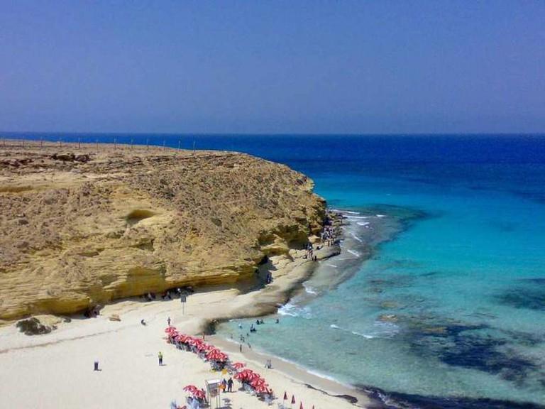 Ageeba beach, Matrouh   © Mohammad Rabea/Flickr
