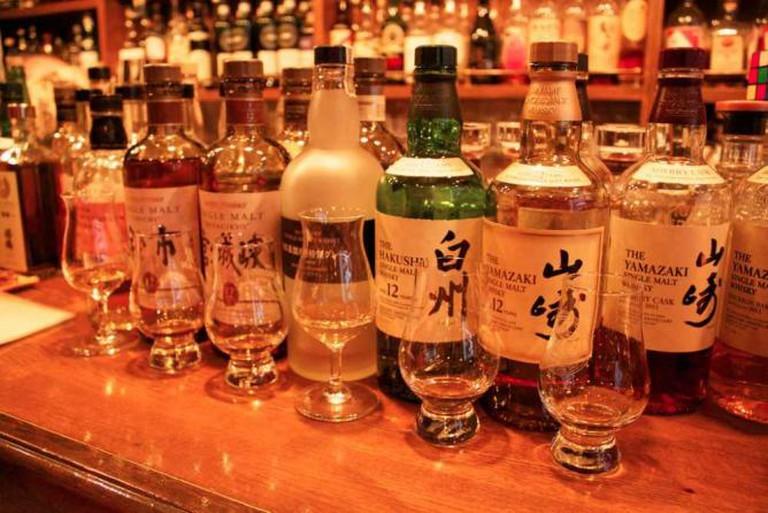 Japanese Whiskey | © jit bag/Flickr