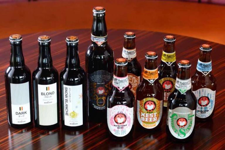 Japanese Craft Beer   © InterContinental Hong Kong/Flickr
