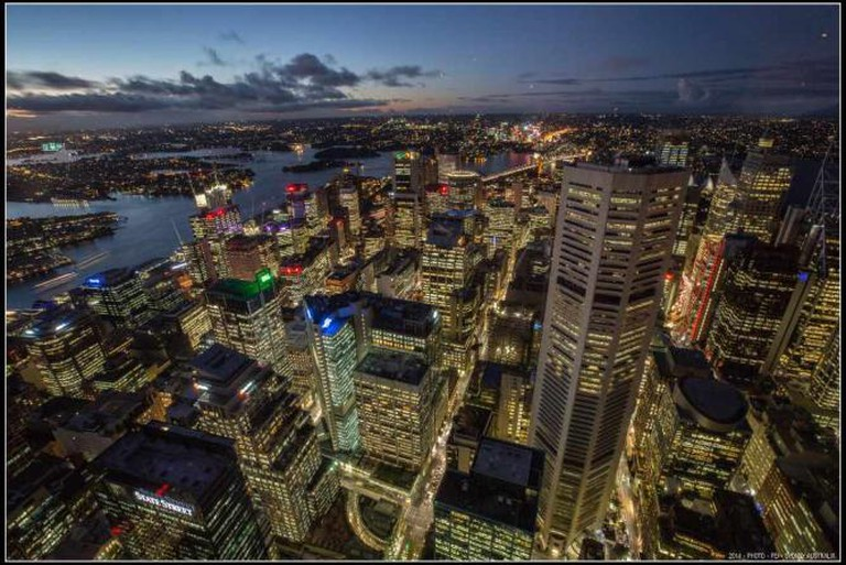View from Sydney Tower Eye | © WANG-HSIN PEI/Flickr